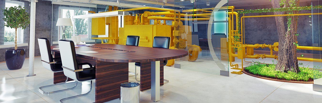 eco office interior